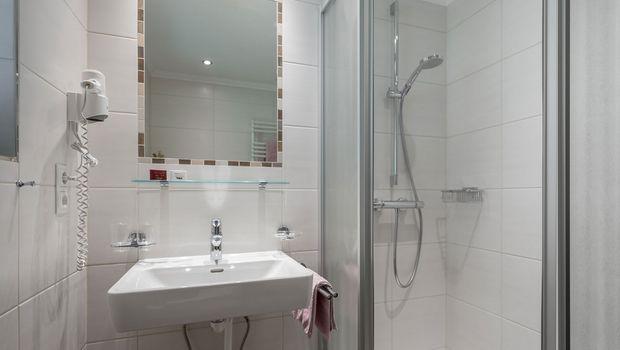 Badezimmer Apart Wiesengrund Sölden