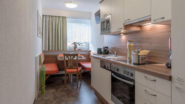 Apart Wiesengrund Kitchen