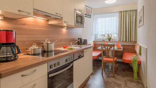 Apart Wiesengrund Küche